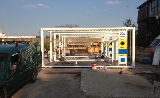 containers wereldhavendagen 2013